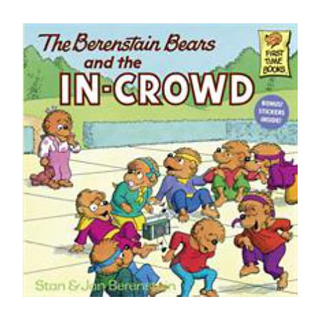 ISBN: 9780394830131, Title: The Berenstain Bears and the In-Crowd