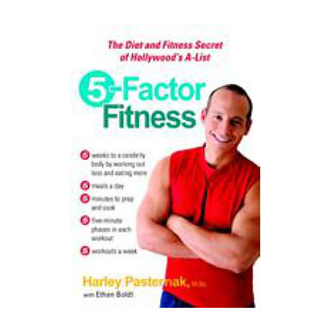 ISBN: 9780399532092, Title: 5-Factor Fitness: The Diet and Fitness Secret of Hollywood's A-List