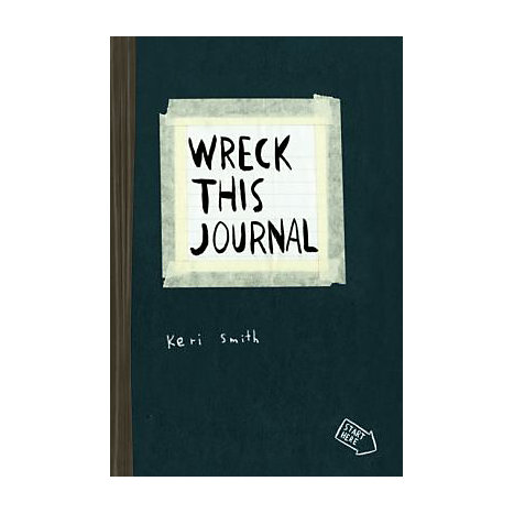 ISBN: 9780399533464, Title: WRECK THIS JOURNAL