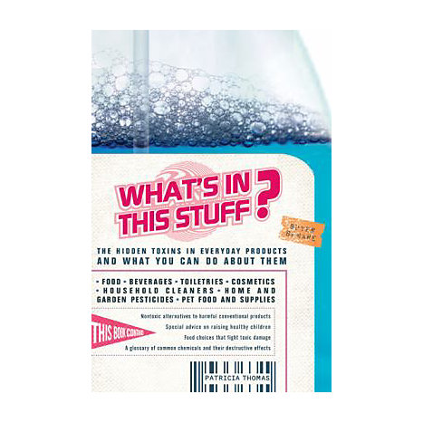 ISBN: 9780399533884, Title: WHAT'S IN THIS STUFF