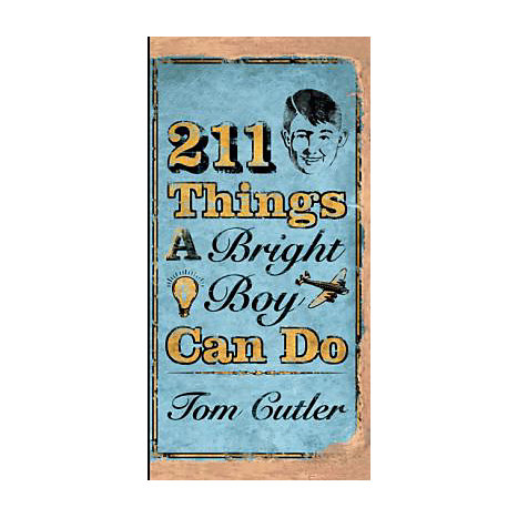 ISBN: 9780399534157, Title: 211 THINGS A BRIGHT BOY CAN DO