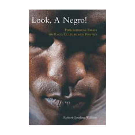 ISBN: 9780415974165, Title: LOOK, A NEGRO!  PHILOSOPHICAL