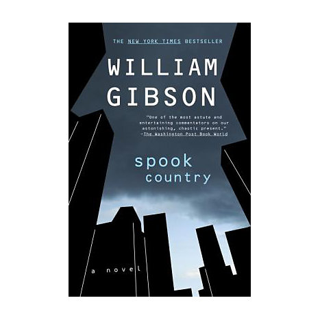 ISBN: 9780425221419, Title: SPOOK COUNTRY