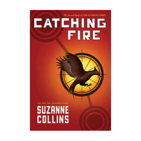 ISBN: 9780439023498, Title: CATCHING FIRE