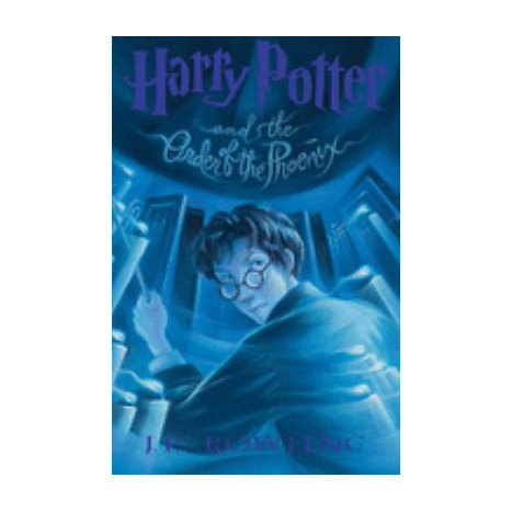 ISBN: 9780439358064, Title: HARRY POTTER ORDER OF THE PHOE