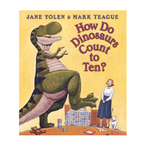 ISBN: 9780439649490, Title: HOW DO DINOSAURS COUNT TO TEN?