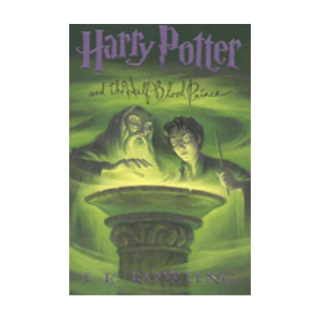 ISBN: 9780439784542, Title: HARRY POTTER & HALF BLOOD PRIN