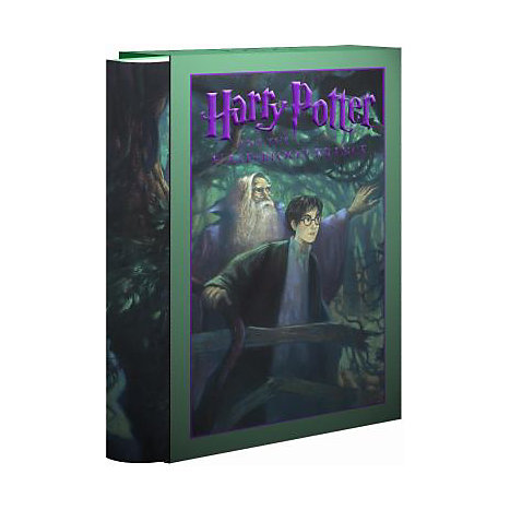 ISBN: 9780439791328, Title: Harry Potter and the Half-Blood Prince