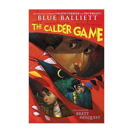 ISBN: 9780439852074, Title: The Calder Game