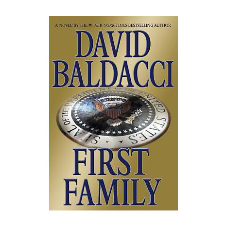 ISBN: 9780446539753, Title: FIRST FAMILY