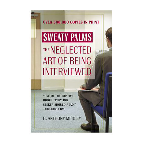 ISBN: 9780446693837, Title: SWEATY PALMS  THE NEGLECTED AR