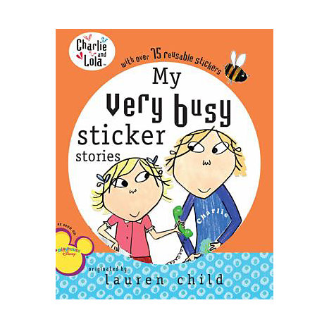 ISBN: 9780448444598, Title: My Very Busy Sticker Stories with Sticker
