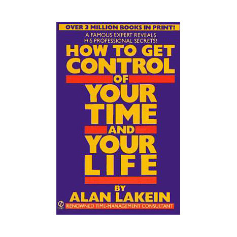 ISBN: 9780451167729, Title: HT GET CONTROL OF YOUR TIME AN