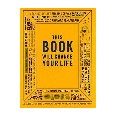 ISBN: 9780452284890, Title: THIS BOOK WILL CHANGE YOUR LIF