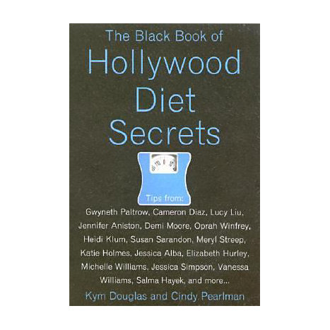 ISBN: 9780452289048, Title: BLACK BOOK OF HOLLYWOOD DIET S