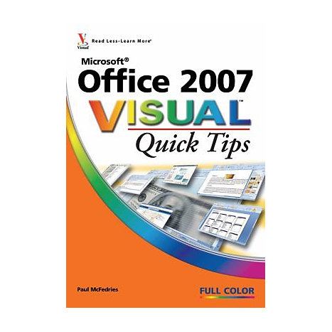 ISBN: 9780470089729, Title: OFFICE 2007 VQ TIPS