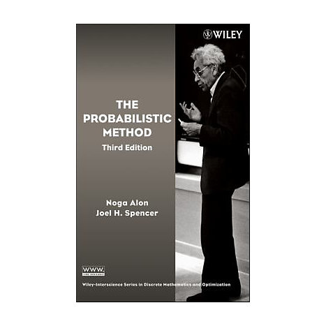 ISBN: 9780470170205, Title: The Probabilistic Method