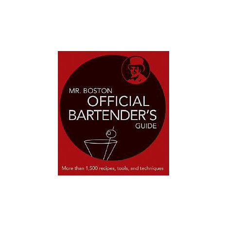 ISBN: 9780470390658, Title: MR BOSTON OFFICIAL BARTENDERS