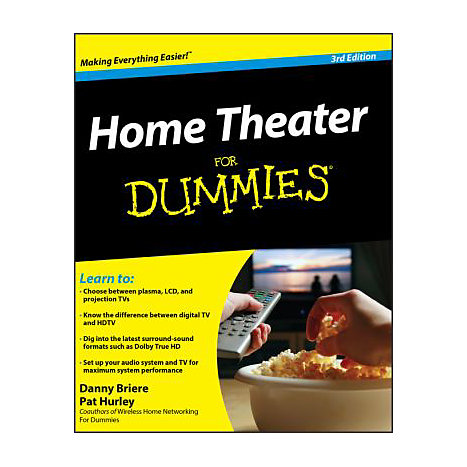 ISBN: 9780470411896, Title: Home Theater for Dummies