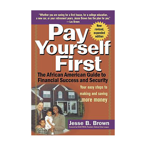 ISBN: 9780471158974, Title: Pay Yourself First: The African American Guide to Financial Success and Security