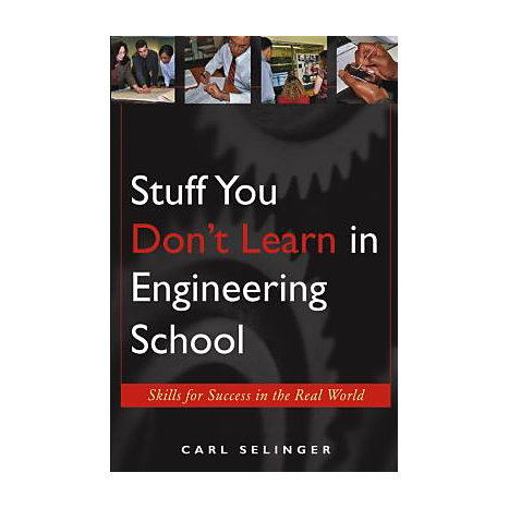 ISBN: 9780471655763, Title: STUFF DONT LEARN ENGINEER SCHO
