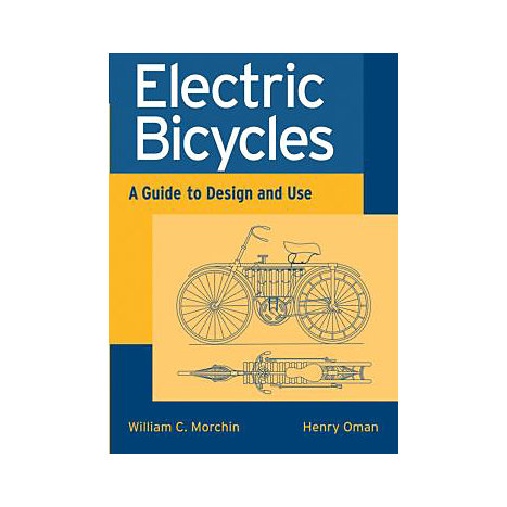 ISBN: 9780471674191, Title: Electric Bicycles: A Guide to Design and Use
