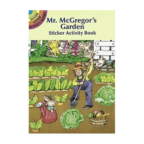 ISBN: 9780486297934, Title: Mr. McGregor's Garden Sticker Activity Book Mr. McGregor's Garden Sticker Activity Book