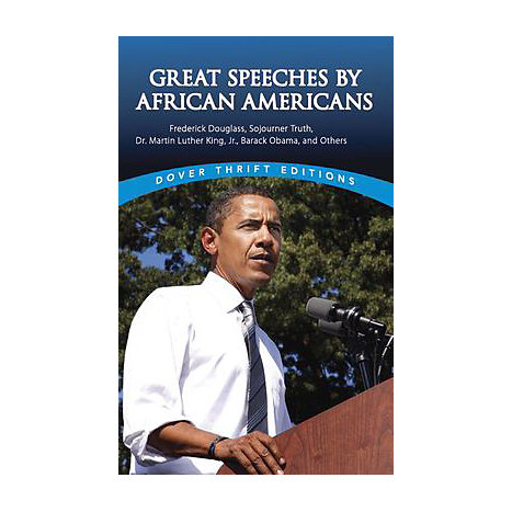 ISBN: 9780486447612, Title: GREAT SPEECHES BY AFRICAN AMER