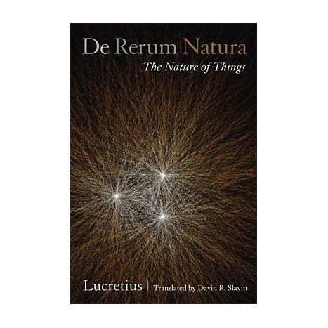 ISBN: 9780520255937, Title: De Rerum Natura: The Nature of Things: A Poetic Translation