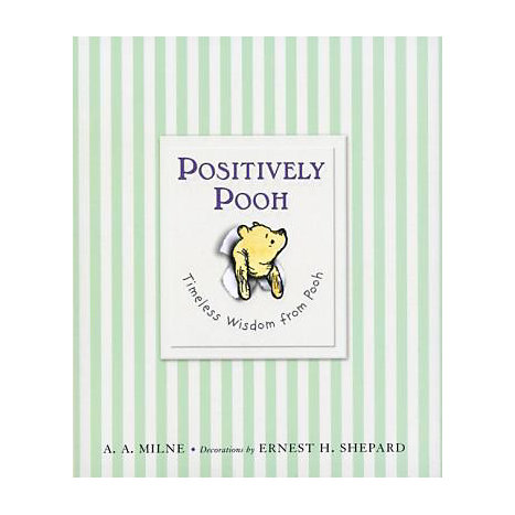 ISBN: 9780525479314, Title: POSITIVELY POOH TIMELESS WISDO