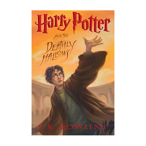 ISBN: 9780545010221, Title: HARRY POTTER DEATHLY HALLOWS