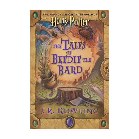 ISBN: 9780545128285, Title: TALES OF BEEDLE THE BARD