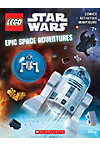 EPIC SPACE ADVENTURES LEGO STA