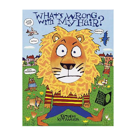 ISBN: 9780547239347, Title: WHATS WRONG WITH MY HAIR