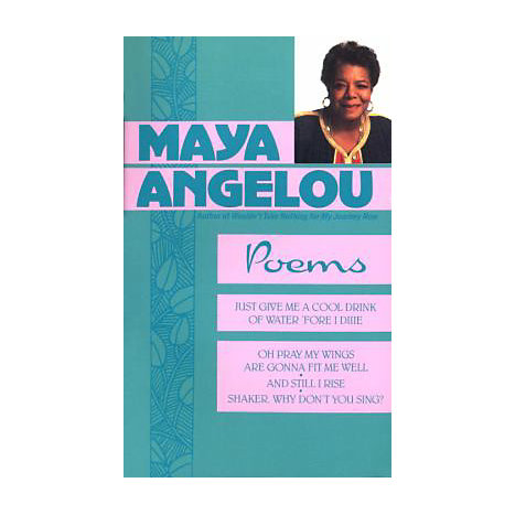 ISBN: 9780553255768, Title: POEMS: MAYA ANGELOU (4 BK VOL)