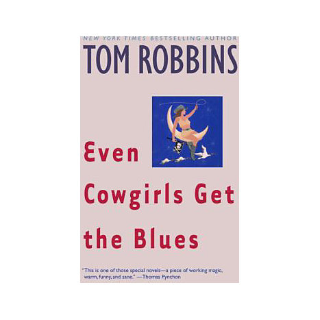 ISBN: 9780553349498, Title: EVEN COWGIRLS GET THE BLUES
