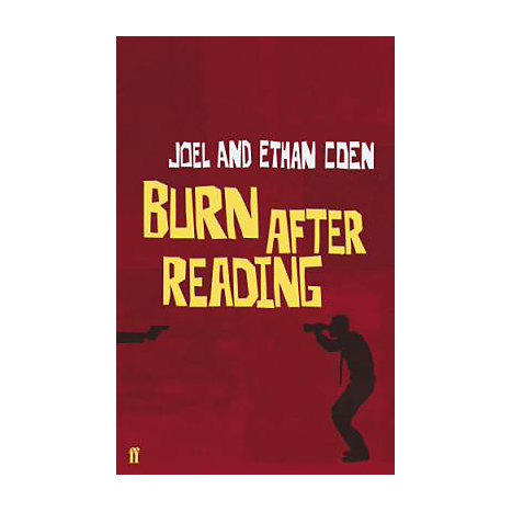 ISBN: 9780571245222, Title: BURN AFTER READING
