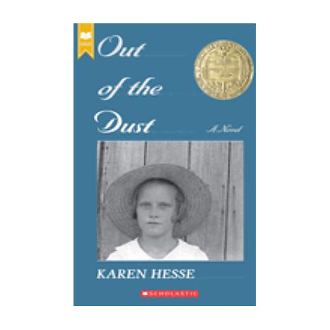 ISBN: 9780590371254, Title: OUT OF THE DUST