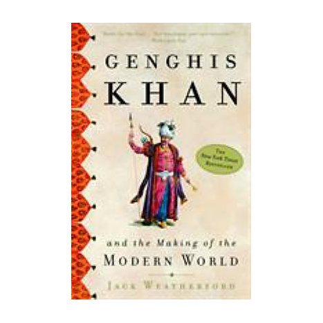 ISBN: 9780609809648, Title: GENGHIS KHAN &MAKING MODERN WO