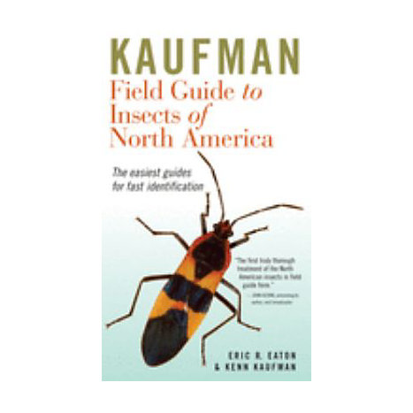 ISBN: 9780618153107, Title: Kaufman Field Guide to Insects of North America