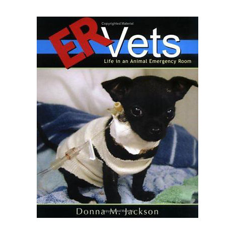 ISBN: 9780618436637, Title: ER Vets: Life in an Animal Emergency Room