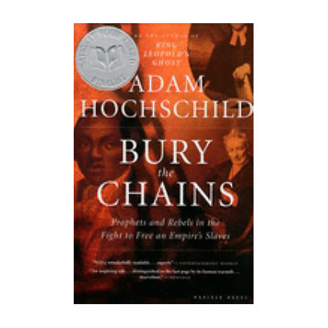 ISBN: 9780618619078, Title: BURY THE CHAINS