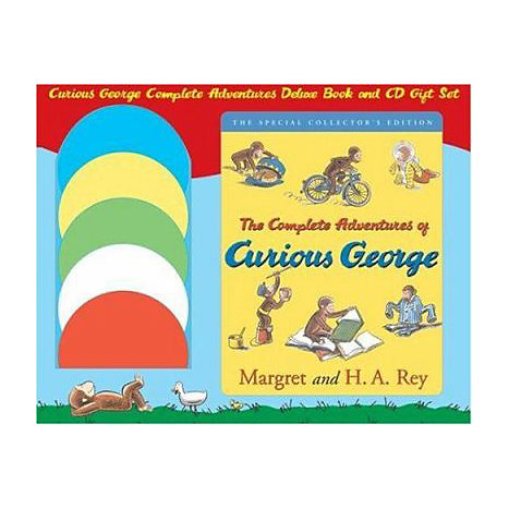 ISBN: 9780618750429, Title: CURIOUS GEORGE COMPLETE ADVENT