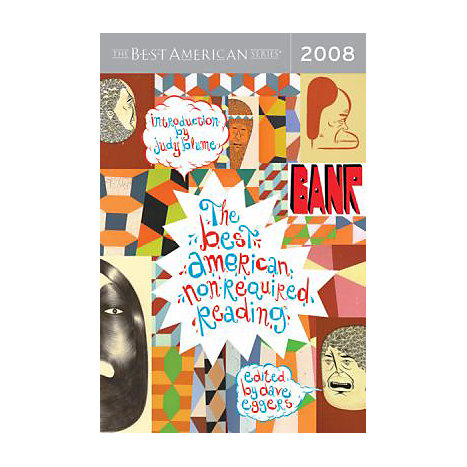 ISBN: 9780618902835, Title: 2008 BEST AMER NONREQUIRED REA