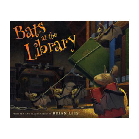 ISBN: 9780618999231, Title: BATS AT THE LIBRARY