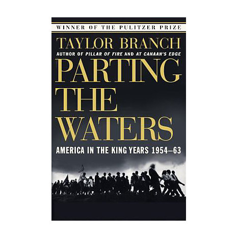ISBN: 9780671687427, Title: PARTING THE WATERS