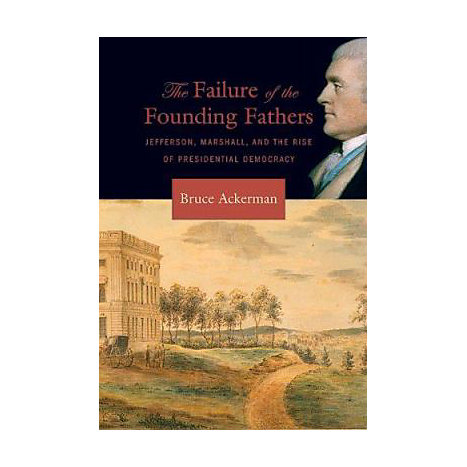 ISBN: 9780674018662, Title: FAILURE OF FOUNDING FATHERS