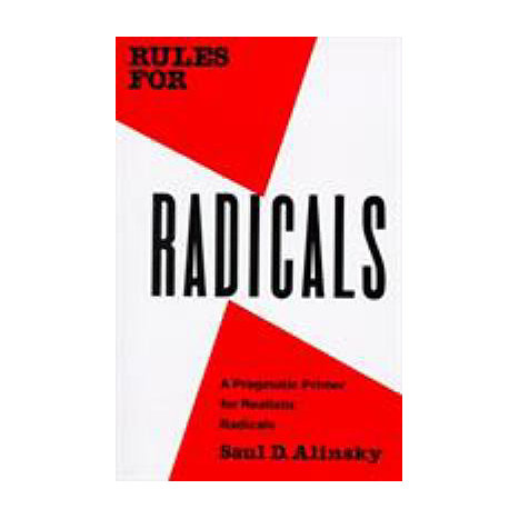 ISBN: 9780679721130, Title: RULES FOR RADICALS