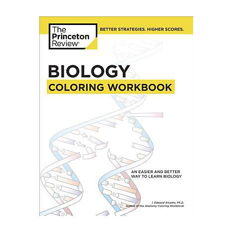 ISBN: 9780679778844, Title: BIOLOGY COLORING BOOK