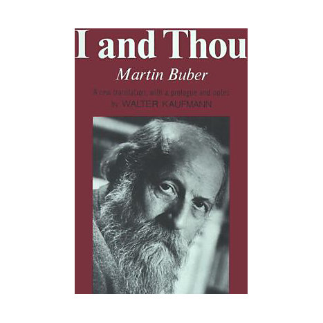 ISBN: 9780684717258, Title: I AND THOU